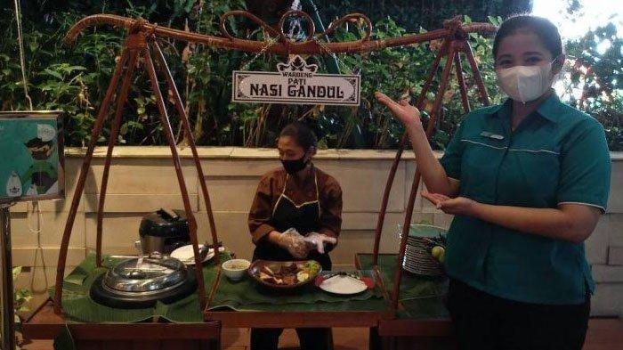 Paket Berbuka Berkah Ramadan di Deka Hotel Surabaya, Ada Nasi Gandul Khas Pati Jateng