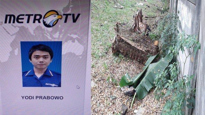 Kronologi Wartawan MetroTV Dibunuh dan Dibuang di Pinggir Tol,  Korban Hilang  Sejak Selasa