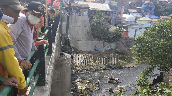 CCTV Pemantau Pembuang Sampah di Jembatan Muharto Malang Tiga Kali Dirusak Orang Tak Dikenal