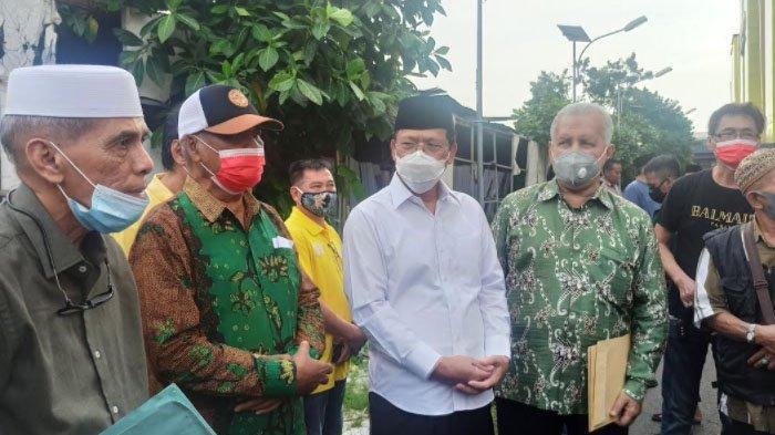 Habib Hasan Mulachela Bawa Watimpres Kunjungi Pasar Turi, Seusai Diwaduli Pedagang