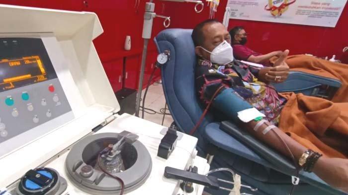Wawali Cak Ji Mengaku lebih Bugar seusai Donor Plasma Konvalesen