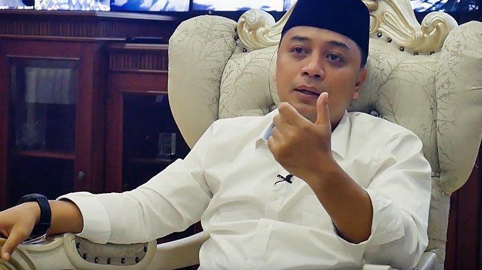 Impian Wali Kota Eri Cahyadi di Ultah ke-728 Surabaya, Sampai Kapan Pun Bu Risma adalah Guru Saya