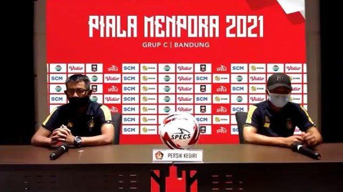 Laga Pamungkas Grup C Piala Menpora 2021 Lawan Persela, Persik Kediri Tak Diperkuat Pemain Inti
