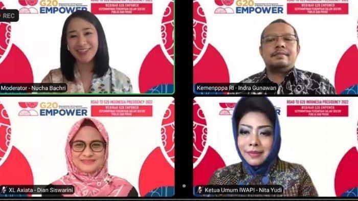 Kementerian PPPA, XL Axiata, dan IWAPI Sepakat Berdayakan Perempuan di Sektor Publik dan Swasta