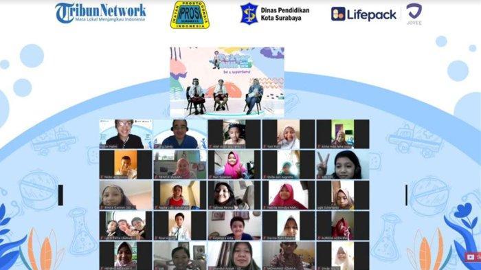 Webinar Kelas Online Dokter Cilik Batch 2020 : Ini Cara Menjaga Kesehatan Mulut, Gigi dan Gusi