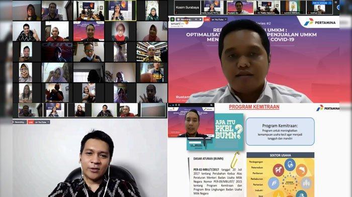 Market Berubah Akibat Pandemi Covid 19, UMKM Harus Beralih Digital Pasarkan Produknya