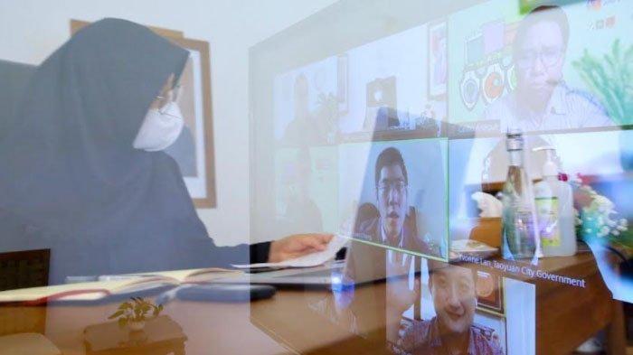 Bupati Banyuwangi Berbagi Inovasi Pengembangan Daerah di Forum CALD Filipina