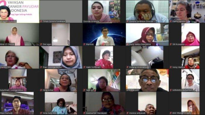 Bulan Kesadaran Breast Cancer Dunia, Radio Sonora Surabaya dan RS Onkologi Gelar Webinar