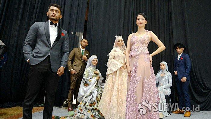 Busana Dusty Warnai Tren Intimate Wedding di Masa Pandemi 2021