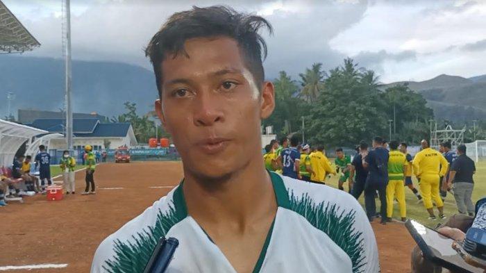 Unek-Unek Winger Tim Sepakbola Jatim Faisol Yunus Seusai Raih Perunggu PON XX Papua