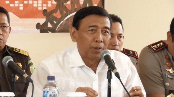 Wiranto Bongkar Rencana 'Kejahatan' Aksi 22 Mei, Ini Ancaman Menkopolhukam pada para Tokohnya