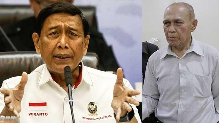 Wiranto Maafkan Kivlan Zen Seusai Baca Surat Permohonan Eks Jenderal Bintang 2, tapi Tak Mau Ini