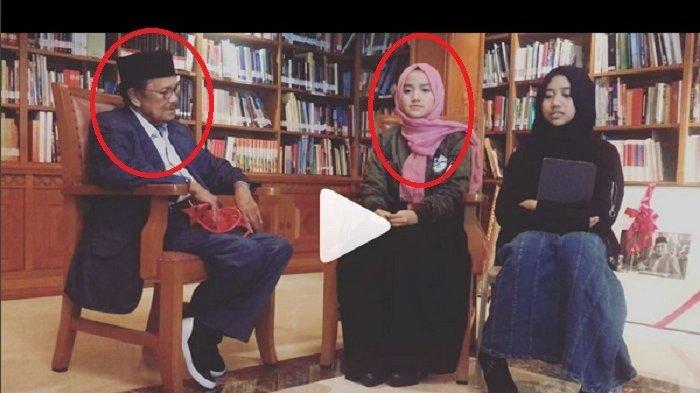 Wirda Mansur Ngaji untuk Habibie, Netizen : Subhanallah, Pintar Ngaji dan Cantik Seperti Bidadari