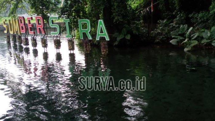Wisata Alam Sumber Sira di Kabupaten Malang
