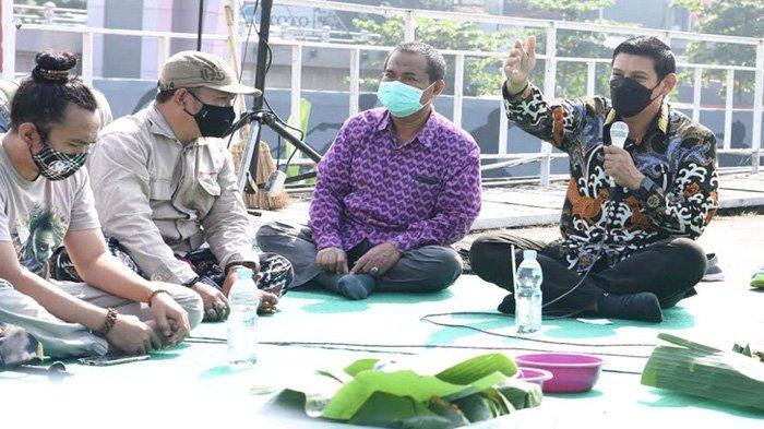 Cetuskan Ide City Tour Objek Bersejarah di Kota Kediri, Wali Kota Minta Masyarakat Berperan