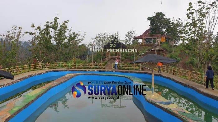 Jelajah Destinasi Baru Sentra Wisata 'Bukit Pecaringan' di Lereng Gunung Anjasmoro Wonosalam Jombang
