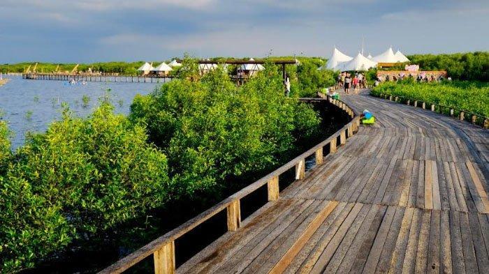 Terima Kunjungan Wisata, Bee Jay Bakau Resort Probolinggo Terapkan Protokol Kesehatan Covid-19