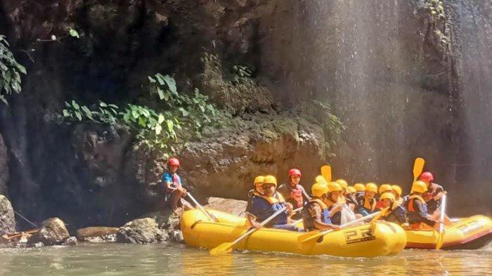 Serunya Wisata di Pekalen Rafting, Sensasi Arung Jeram di Tengah Suasana Alam Asri Probolinggo