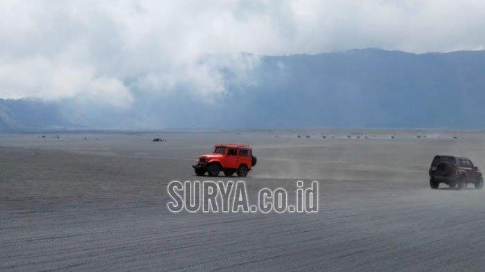 Berwisata ke Gunung Bromo Kini Wajib Booking Online, Segini Harga Tiket dan Caranya