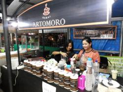 Nikmatnya Nongkrong di Kedai Artomoro