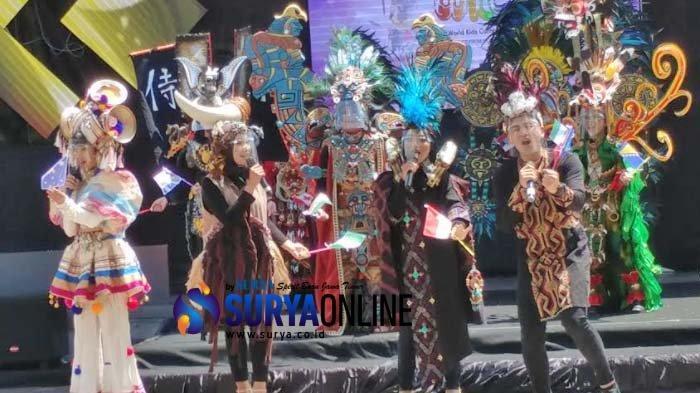 Karnaval Virtual Anak World Kids Carnival 2020 Jember Diikuti 13 Negara dari 5 Benua