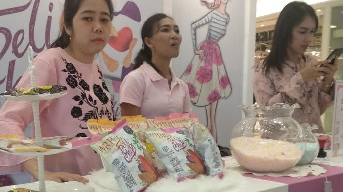 Kembangkan Pasar, WRP Luncurkan Produk Camilan Sehat