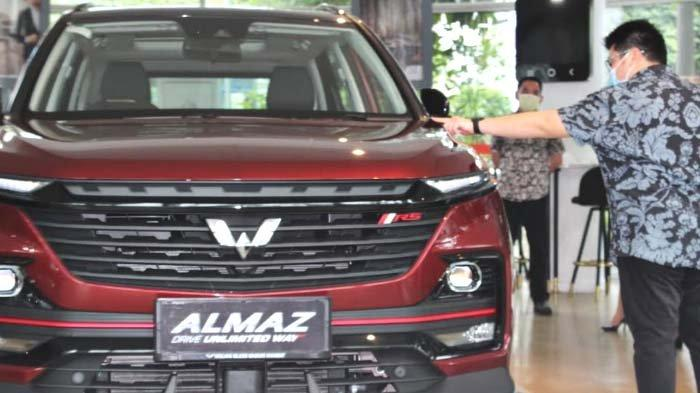Wuling Almaz RS, Taring Tajam Mobil SUV Tiongkok di Indonesia