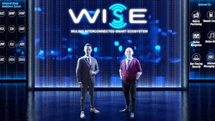 Wuling Motor Perkenalkan Inovasi WISE, Mobil dan Pemilik selalu Terhubung lewat Jaringan Internet