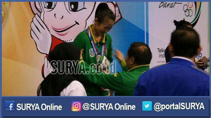 PON Jabar Bukti Keberhasilan Pembinaan Atlet oleh Dispora Jatim