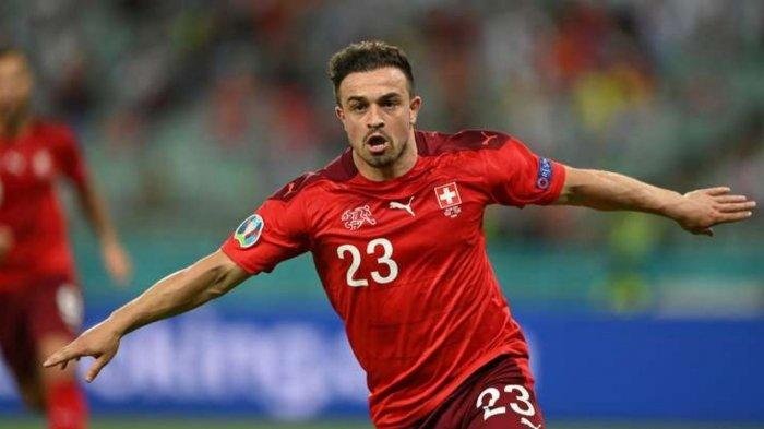 Hasil Skor Swiss vs Turki 3-1: Brace Shaqiri Belum Bisa Pastikan Tiket Lolos 16 Besar Euro 2020 - Surya