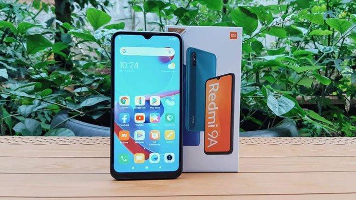 Update Harga Hp Xiaomi Bulan September 2020: Redmi 9A Dijual Lagi Rp 1 Jutaan, ini Spesifikasinya