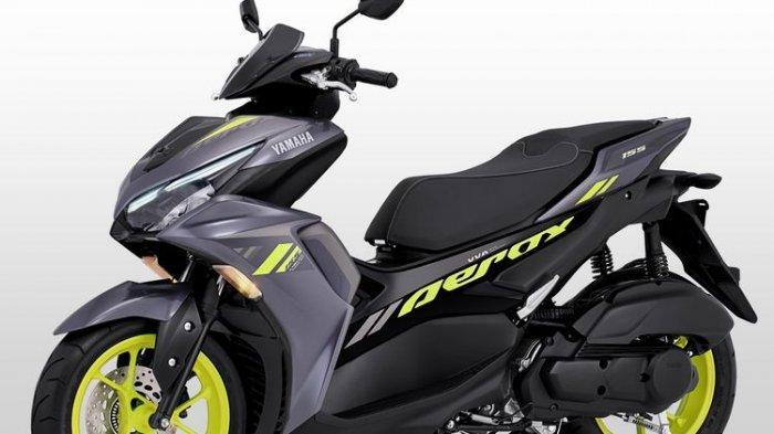 Ini Spesifikasi dan Fitur Canggih Yamaha All New Aerox 155 Connected yang Baru Dilaunching