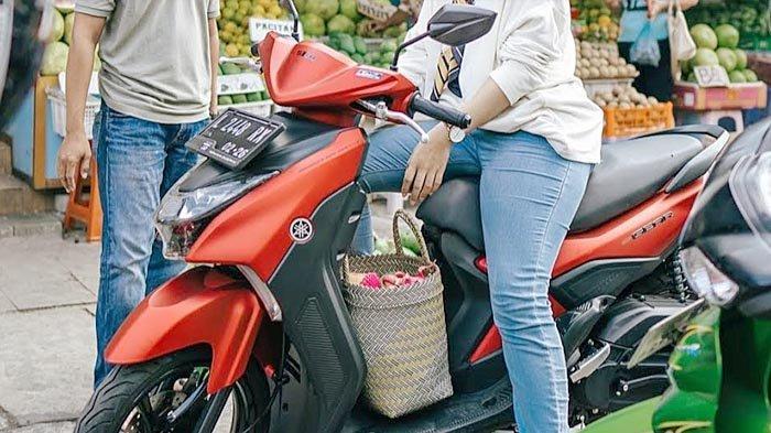 Yamaha Gear 125, Motor Kekinian yang Cocok untuk Emak-emak