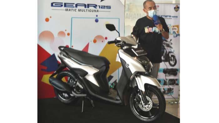 Alasan Yamaha Gear 125 Cocok buat Milenial, Desain Fresh hingga Bisa Charger Hp