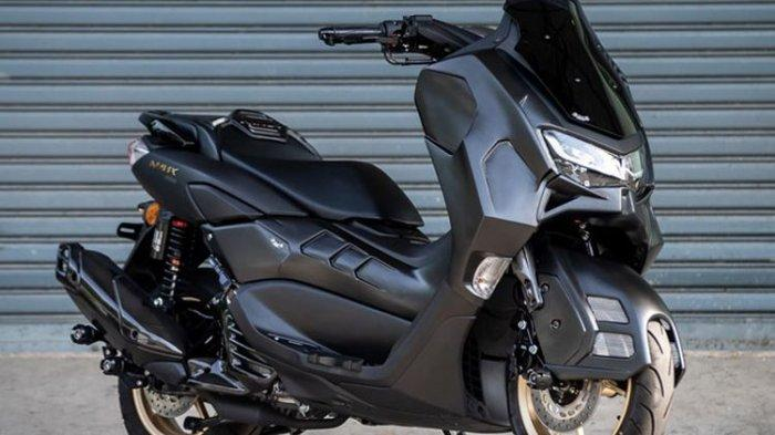 Lihat Modif Yamaha Nmax, Body Tambah Kekar dan Angker Mirip Robot