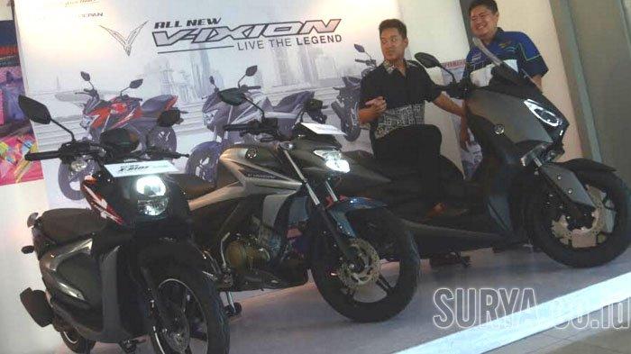 Yamaha Luncurkan 3 Seri Baru, All New X-Ride 125 Bidik Anak Muda Hobi Touring