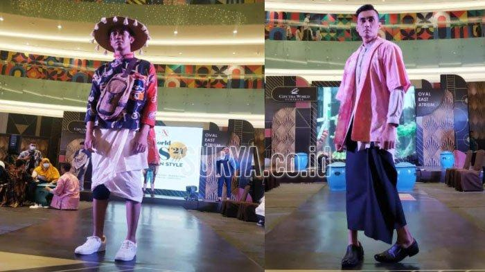 Warna-warni Busana Men's Fashion Style 2021, Ada Rancangan Anak Berkebutuhan Khusus
