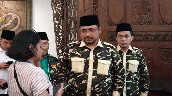 Yaqut Cholil Qoumas Menteri Agama