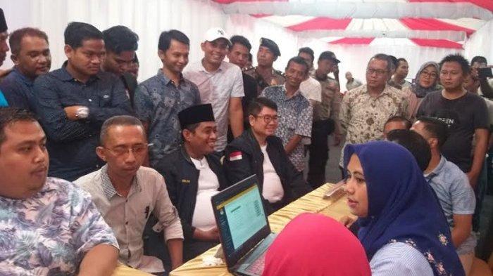 Anggap Janggal Verifikasi Faktual, Yasin-Gunawan Bersiap Laporkan KPU Surabaya ke Bawaslu