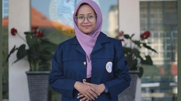 Sosok Yasmin Auliya, Wakil Unair di AjangMawapres Minta Support: Like & Subscribe Video Saya