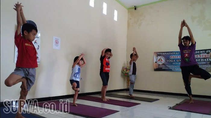 Yoga Anak Bikin Tinggi Badan Bertambah dan Tingkatkan Konsentrasi, Ini 7 Gerakannya