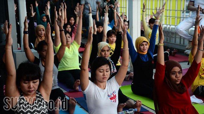 Yoga di Malam Hari, Relaks Usai Aktivitas Seharian