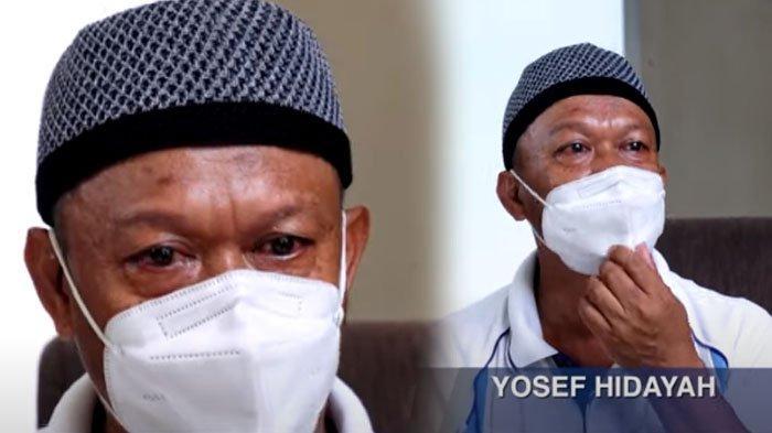 Tangis Yosef Pecah Minta Pembunuh Ibu dan Anak di Subang Menyerahkan Diri, Siap Disumpah Pakai Quran