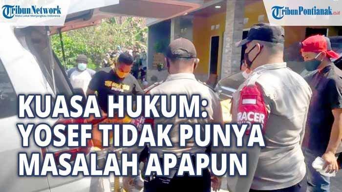 Yosef Tanggapi Bercak Darah di Jaket Serta Sidik Jari di TKP Pembunuhan Ibu dan Anak di Subang