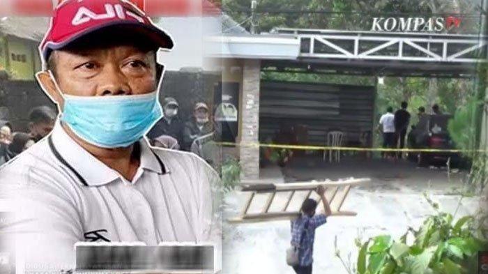 Yosep Acungkan Jempol saat Mau Diperiksa Polisi, Yoris Ucap 'Allahu Akbar' Minta Pelaku Dihukum Mati