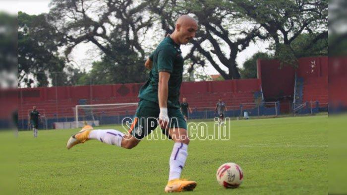 Striker Persik Youssef Ezzejjari Kemas Dua Gol, Pelatih Joko Susilo Mengaku Belum Puas, Ini Sebabnya