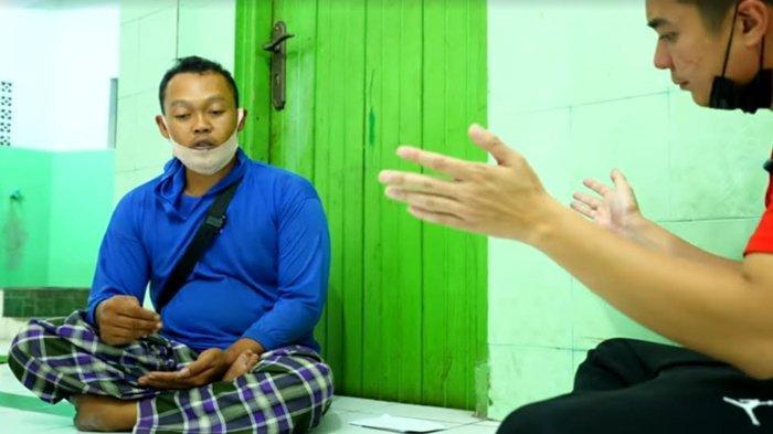 Wakil Bupati Bondowoso akan Kroscek Anggota Komunitas Disabilitas yang Temui Baim Wong
