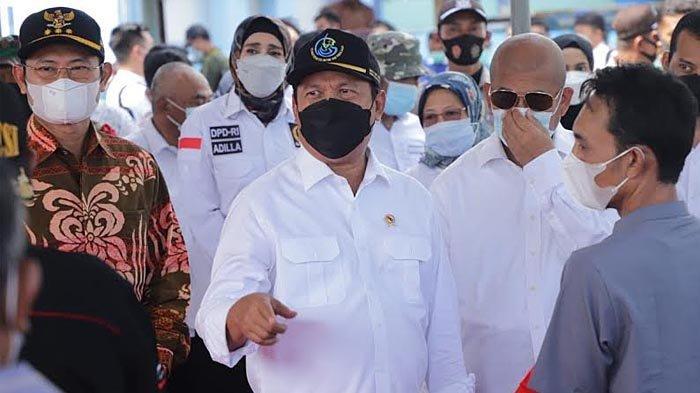 MKP Sakti Wahyu Trenggono Meniilai Pelabuhan Perikanan Nusantara Brondong Punya Potensi Besar