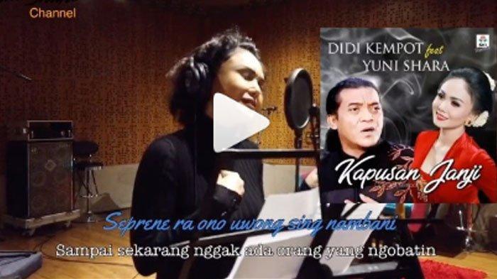 Curhat Yuni Shara setelah Didi Kempot Meninggal, Sempat Khawatir Lagu Duetnya Berimbas ke Hidupnya