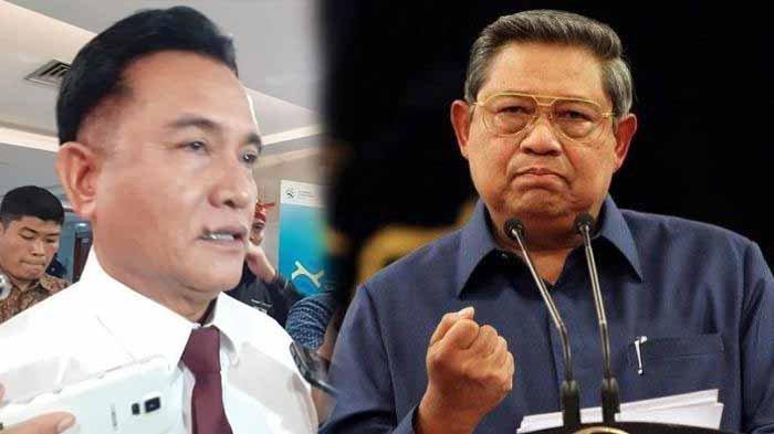 Dituding Bercara Pikir ala Hitler, Yusril Ihza Mahendra Balik Tanya: yang Hitler Saya atau Pak SBY?